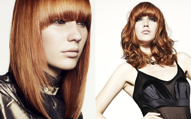 Salon Hair Cut Styles: 17 Best Ideas About Long Haircuts With Bangs On Pinterest