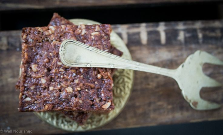 Healthy Chocolate Coconut Slice - so easy to make, fructose free, gluten free, dairy free variations