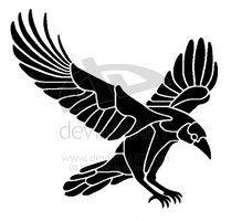 Raven by Hananel
