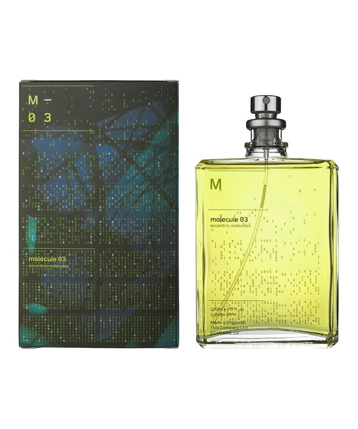 #Fragrance #CultBeauty Molecule 03 by Escentric Molecules #cultbeautywishlist