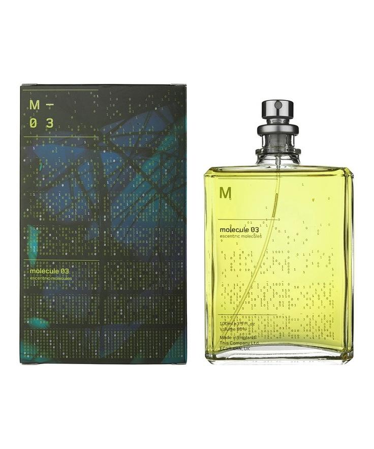 #Fragrance #CultBeauty Molecule 03 by Escentric Molecules #cultbeautywishlist
