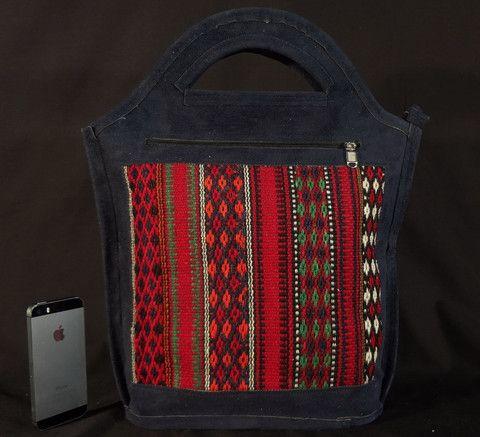 Handmade Jajim Bag - Persian Souvenir  - 1