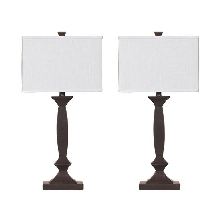 "Edgerton 30.25"" Table Lamp Set"