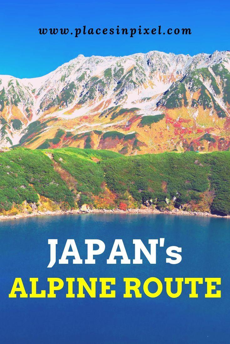 Tateyama Kurobe Alpine Route Japan S Snow Corridor Japan Travel