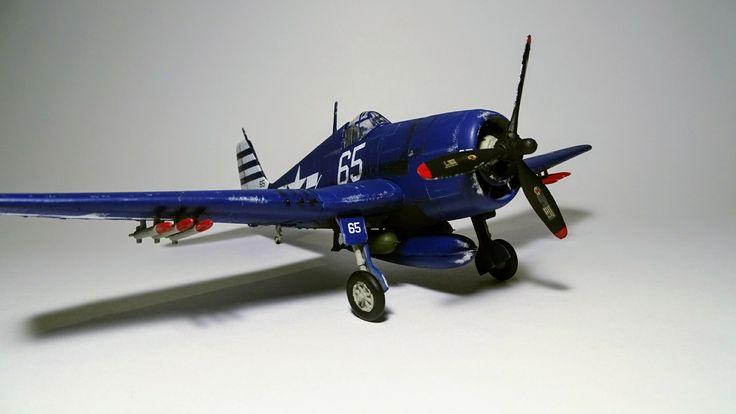 Grumman F4F Wildcat, Revell 1:48