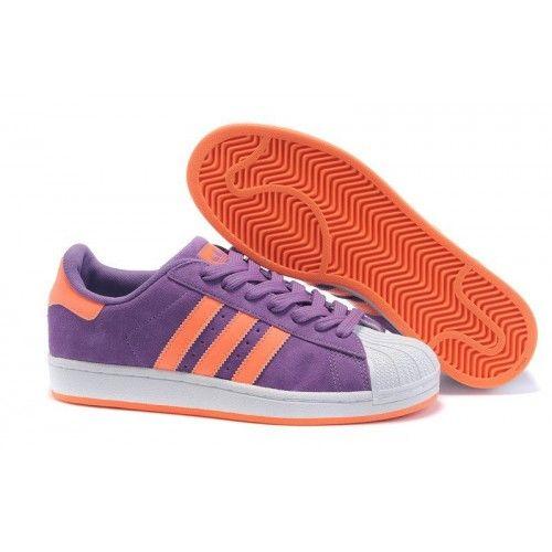 adidas supercolor violet clair
