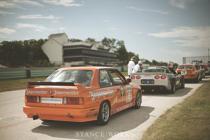 Visiting Vintage at Road America - Part I