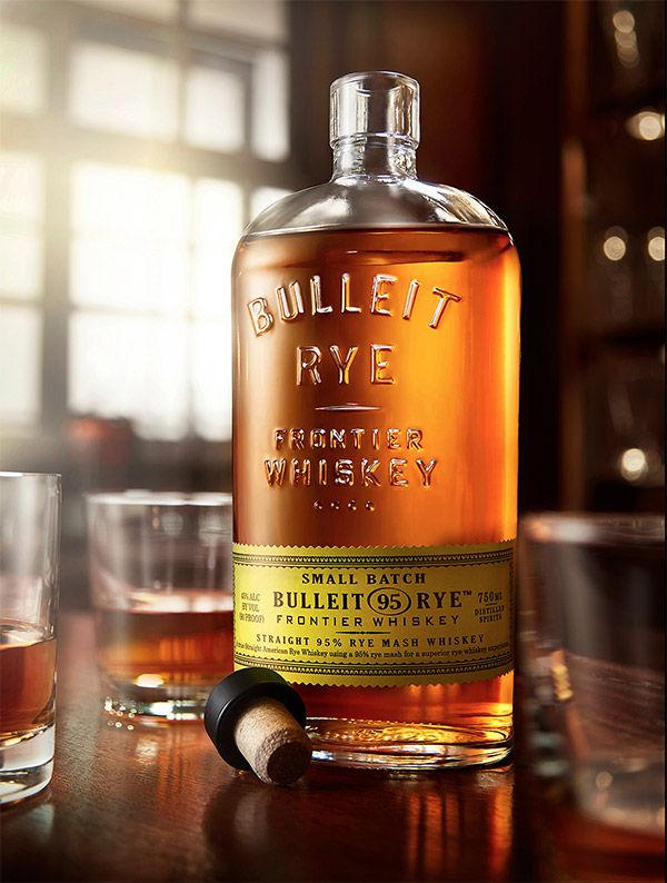 Bulleit Rye Whiskey by Greg Stroube