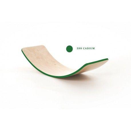 Creatimber - Bord en couleurs - Vert Foncé