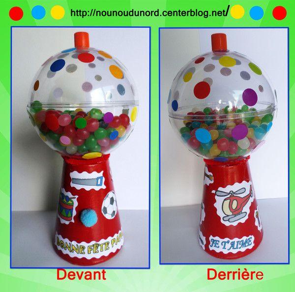 Distributeur de bonbon réalisé pour la fête des pères http://nounoudunord.centerblog.net/3178-distributeur-de-bonbon-realise-pour-la-fete-des-peres