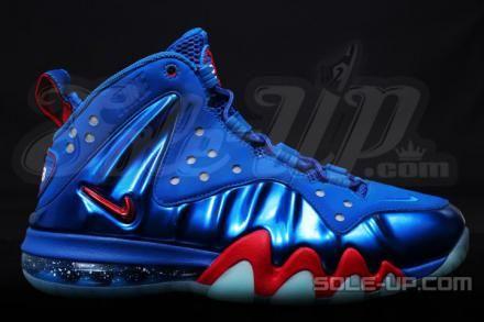 NIKE BARKLEY POSITE MAX 76ERS #sneaker