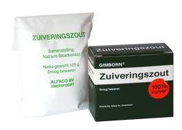 Zuiveringszout (bakingsoda) Een wondermiddeltje voor je tanden en gezondheid.