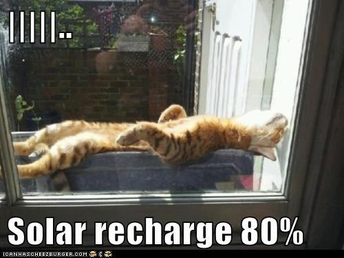 Recharge..... 80% complete