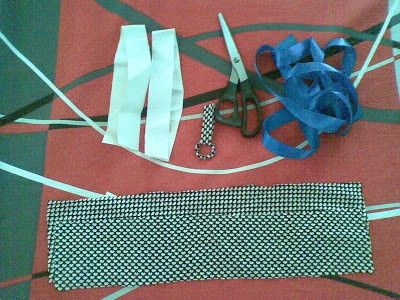 DIY Hair band holder tutorial,very good to organize hair bands /headbands as well as necklaces