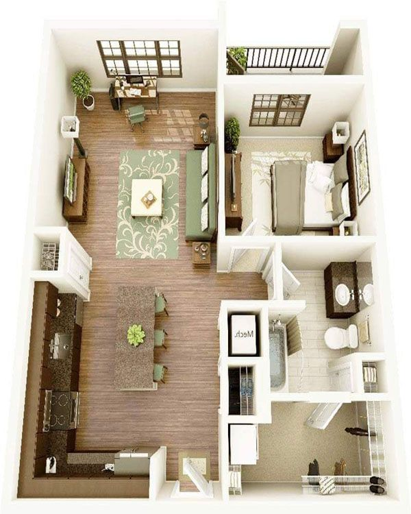 15 House Plan Drawing Samples Small House Blueprints 2 Bedroom Apartment Floor Plan Apartment Floor Plans