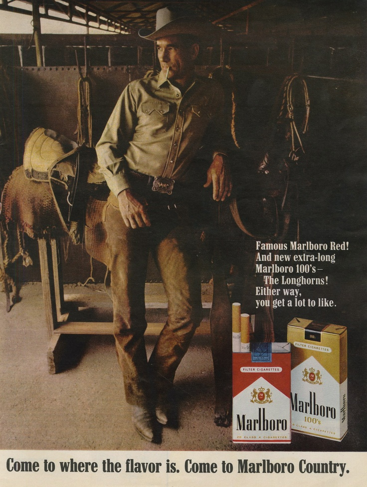 Marlboro Man ...just the man