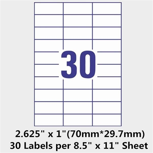 Avery 30 Up Labels Template Elegant Avery Address Label Template 30 Per Sheet Address Label Template Printable Label Templates Label Templates