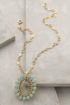 La Vie Parisienne Bellis Pendant Necklace