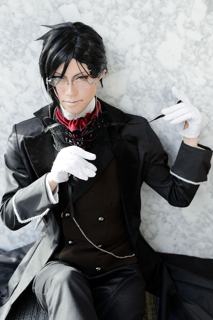 anime cosplay black butler: 102 Best Black Butler Crafts & Cosplay ∞ Images On