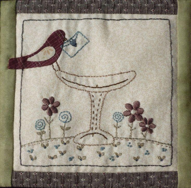 Patchwork y más : Quilt Lynette Anderson