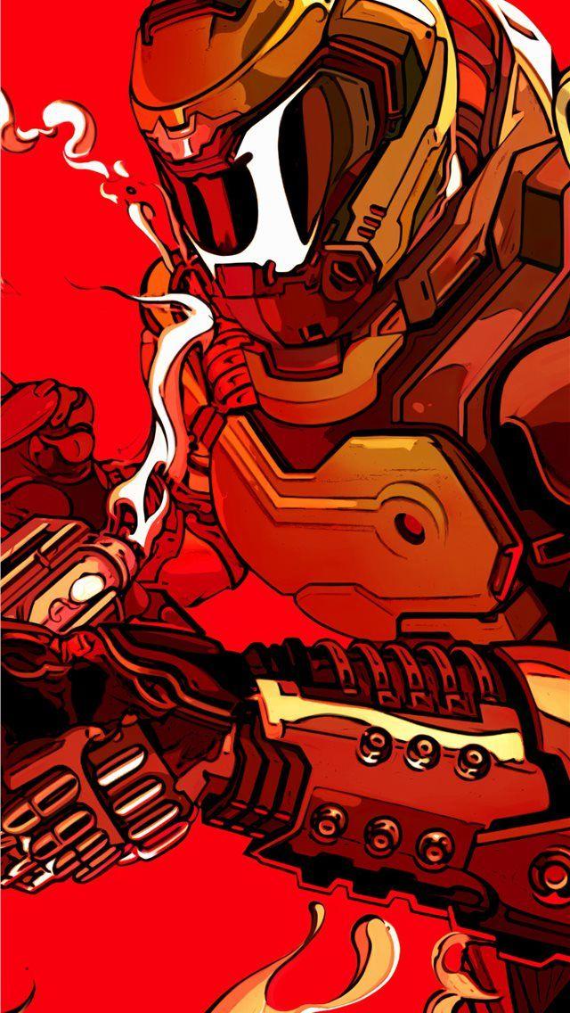 Doom Eternal Fanart 4k Doometernal 2020games Games 4k Doom Deviantart In 2020 Doom Doom Videogame Doom Game