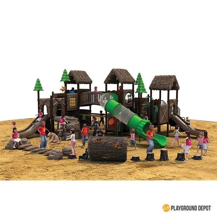 fort bliss commercial playground equipment - Commercial Playground Equipment