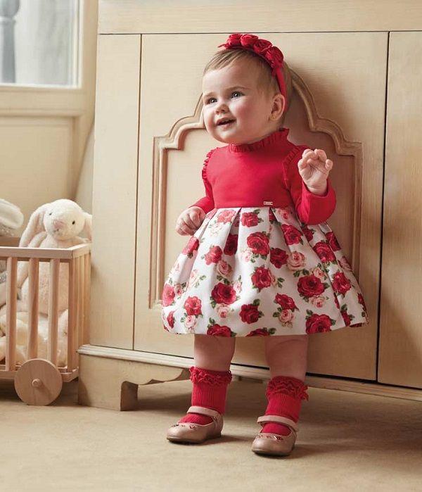 Catálogo Mayoral Otoño Invierno 2021 Moda En Pasarela Vestidos Bebe Niña Ropa Linda De Bebé Ropa Infantil Para Niña