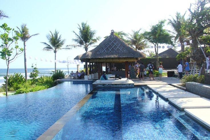 The pool adjoining with kids pool at Puri Salila, Anapuri Villas #Anapuri #Bali