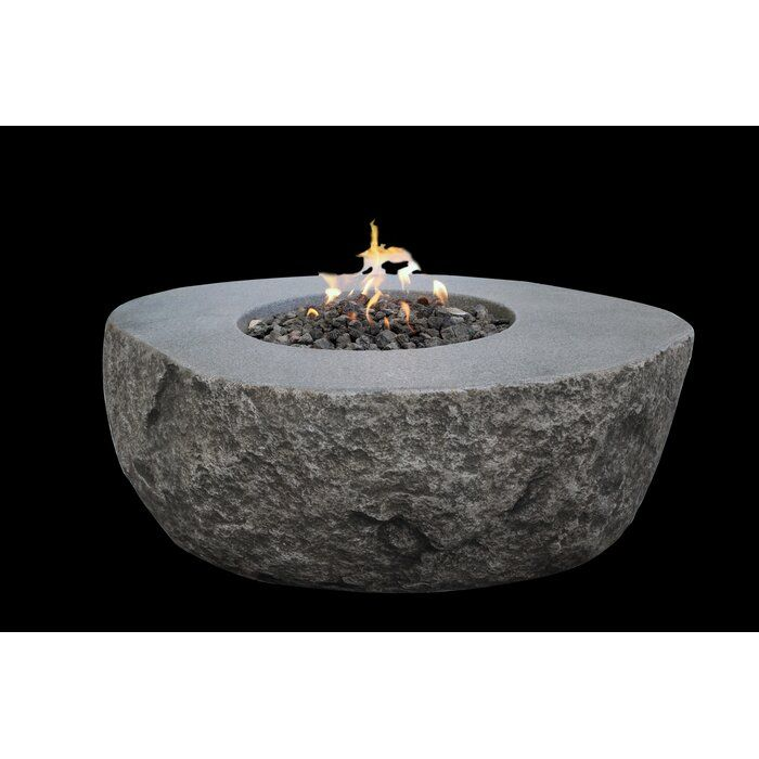 Tisch Mit Feuerstelle Vesuv Feuerstelle Feuertisch Vesuv