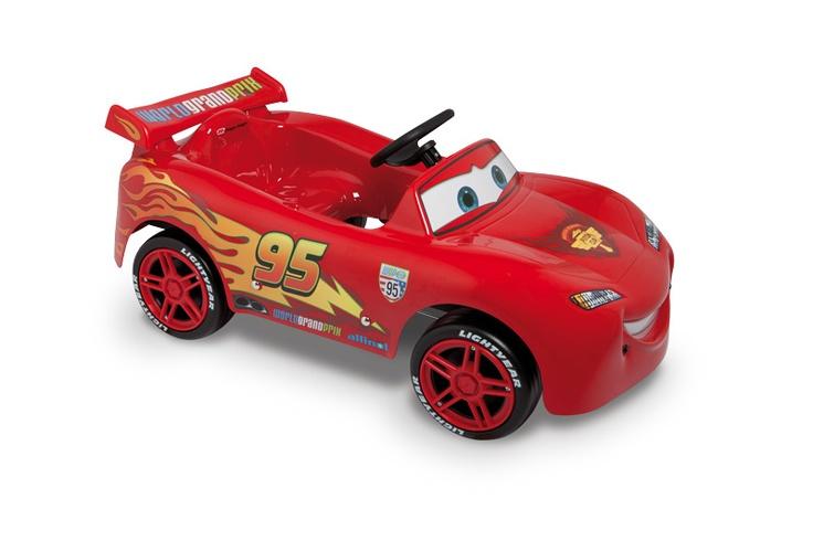 Disney Lightning Mcqueen Pedal Car Licensed Pedal Cars