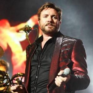 Simon Le Bon, lead singer of Duran Duran, is aging gracefully. He's 53 and still touring heavily with the band. (He visited Chastain in August, 2012.)