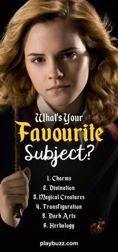 Take this quiz to find out which female Harry Potter Character you are! Luna? Hermione? Ginny?
