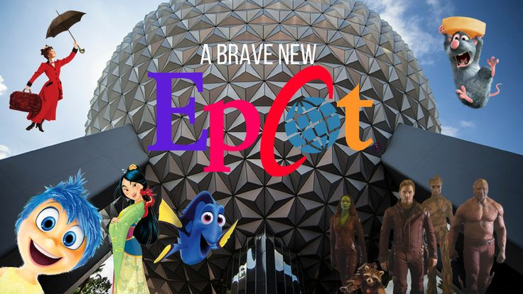 Disney Parks and Resorts Chairman Bob Chapek has already announced that big changes are coming to Epcot, making the statement back in November 2016 at...