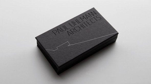 Tarjetas de presentación para arquitectos - Noticias de Arquitectura - Buscador de Arquitectura