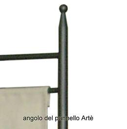 Angolo del pannello Artè #pannello #divisorio