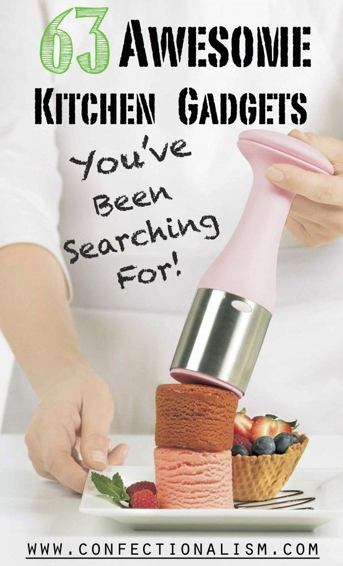 Captivating 63 Awesome Kitchen Gadgets Youu0027ve Been Searching For. Finish Your Kitchen  Gadget Collection