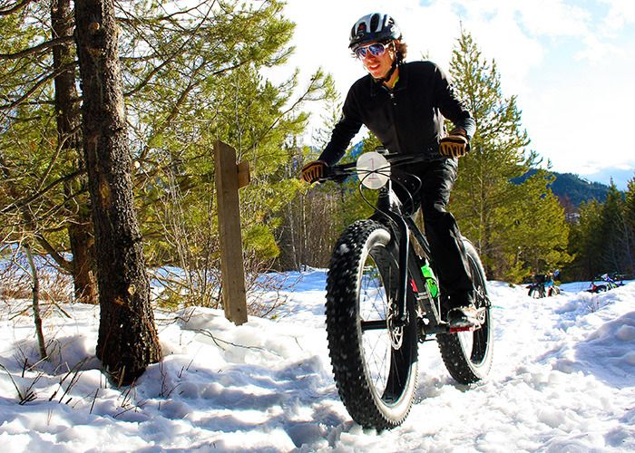 The popularization of the fat biking winter sport has culminated into a weekend at Fernie Alpine Resort on April 3-5.
