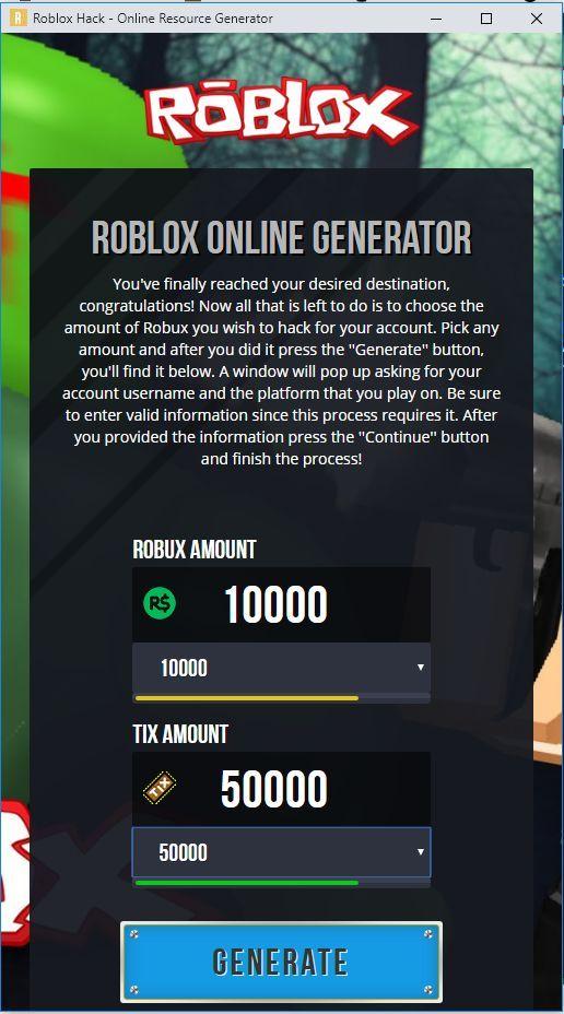 Pin On Roblox Robux Generator