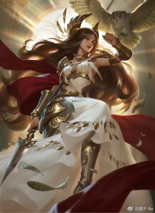 Best 20 fantasy female warrior ideas on pinterest - Fantasy female warrior artwork ...