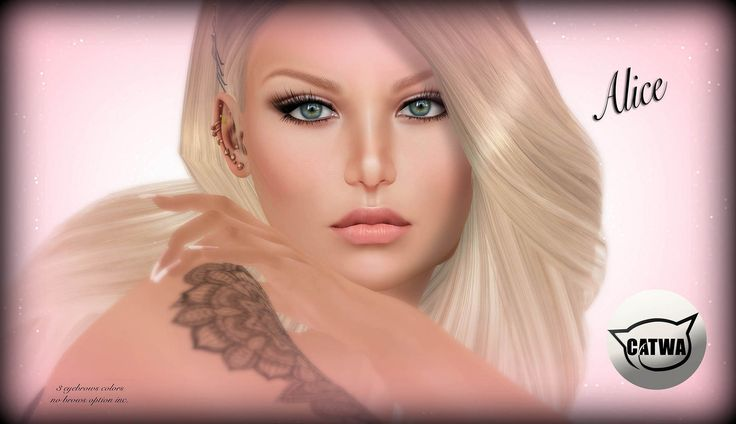 NEW ALICE CATWA APPLIER - -MBA EVENT