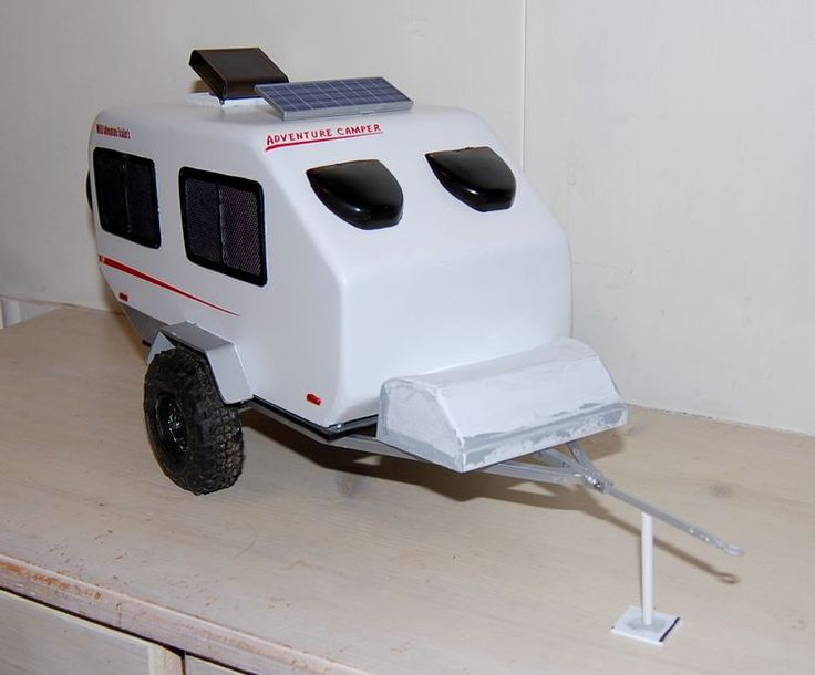 Another Offroad camper for WT. - Page 6 - Scale 4x4 R/C Forums