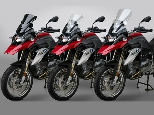 V-Stream Dark Tint Sport Screen R1200GS LC 2013 on, R1200GS LC Adventure 2014 on