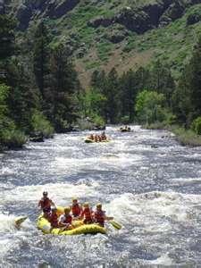 Estes Park, CO - Whitewater Rafting