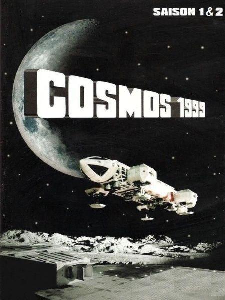 Cosmos 1999 mon papa était fan!on y croyait à ce futur!