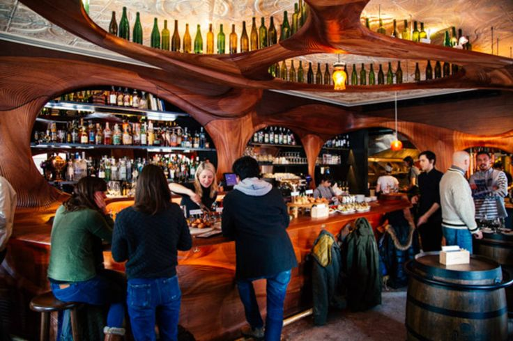 Bar Raval opened its doors at the corner of College and Palmerston, inside the former home of  Teatro  , to more than a little fanfare this past week. A...