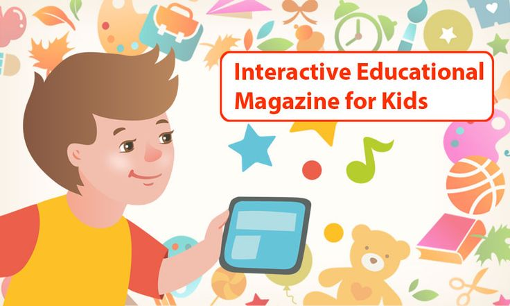 Children's interactive educational magazine. The magazine is for children aged 2 to 10. Colorful pictures and interesting tasks will help your child improve learning skills and begin to understand the world around us. The magazine includes tasks for developing attention, imagination, logical thinking, memory and speech, which are so important at an early age.   #Android #iOs #Windows8 #WIndowsPhone #kids #children  #education #ipad #iphone #apps