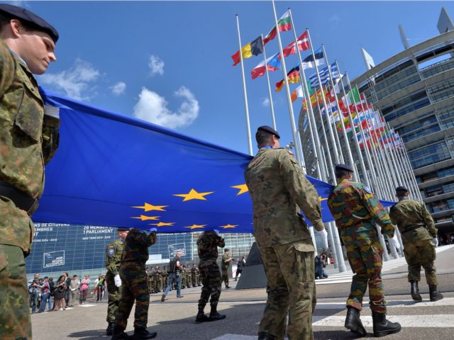 Britain On Hook to Pay Millions Towards EU Army, UKIP MEP Warns