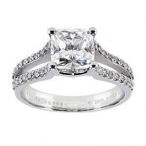 Split Shank Engagement Ring Settings