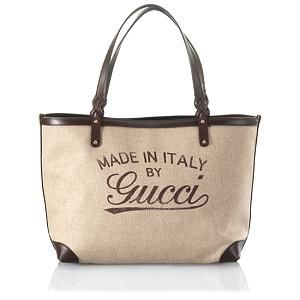 Gucci Made In Italy Tote Italian Girl Pinterest