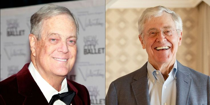 It Turns Out the Koch Brothers Took an Interest in the VA Hospital System